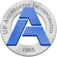 UP Aggregates logo-2012.png