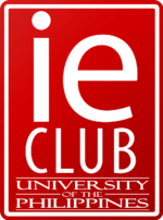 UP IE Club logo