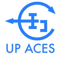 text:UP ACES Logo
